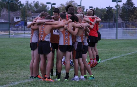 Cross Country Team Running Strong