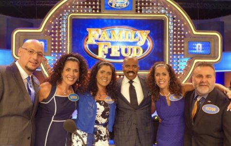Mead's Own Officer Ish botched Family Feud