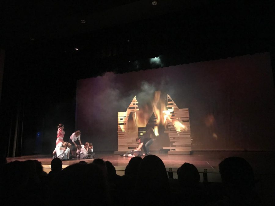 Students of the Drama Department at Mead High School give a great performance in their take of The Outsiders, directed by Andrea Mackey.