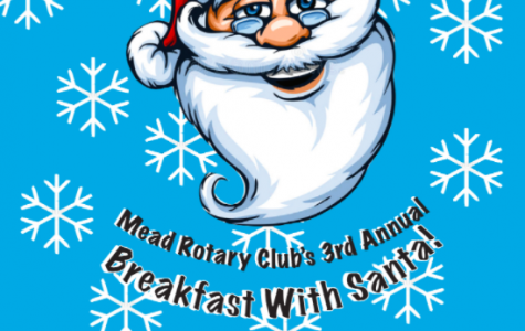 Support the Mav Newspaper at Mead's Local Breakfast with Santa