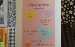 Valentine's Day is approaching, and singing valentines are still awkward