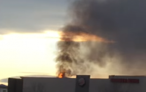 Small fire erupts at Firestone Burger King