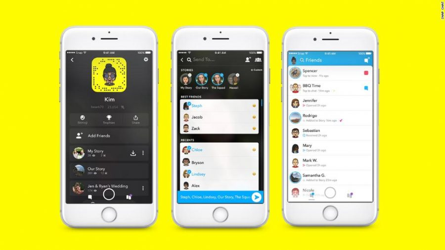 Snapchat update outrage