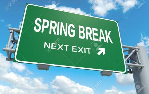 Spring into break: tips for enjoying our upcoming time off