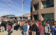 Students opinions on the walk out