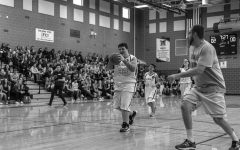 Beast on the court, Noah dominates the Staff vs Unified game