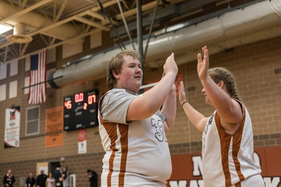 Unified basketball team takes the win