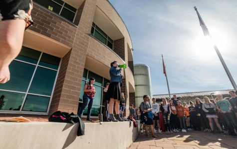 Organizing student walkouts demands time: how Wednesday's walkout was planned