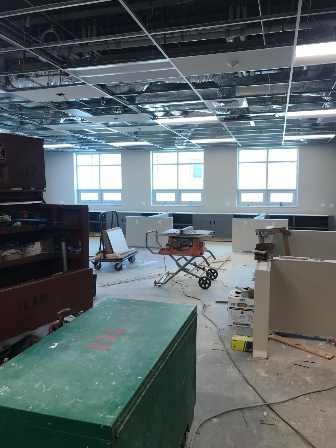 MHS+welcomes+new+updated+science+and+math+rooms