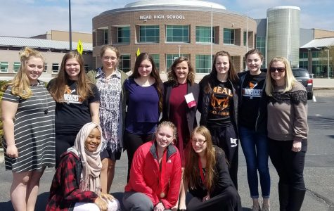 Students compete at FCCLA State Conference