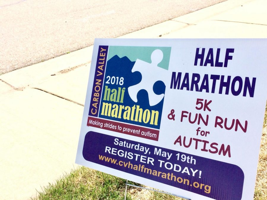 The annual Carbon Valley Half Marathon is fast approaching