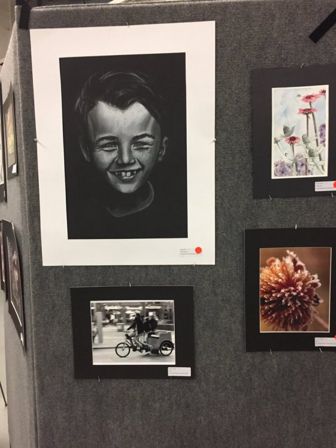 Artists assemble for district wide Art Show