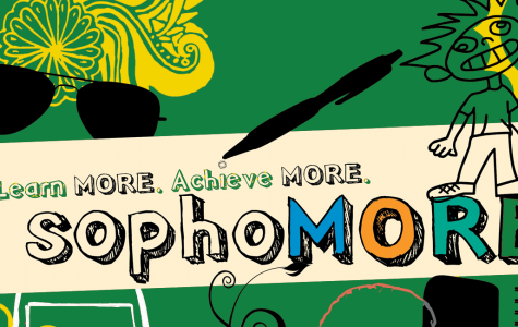 Sophomore year— a personal overview