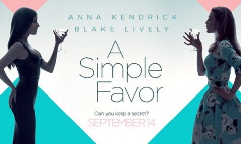 "A dark Nancy Drew meets comedic suspense in ""A Simple Favor"""