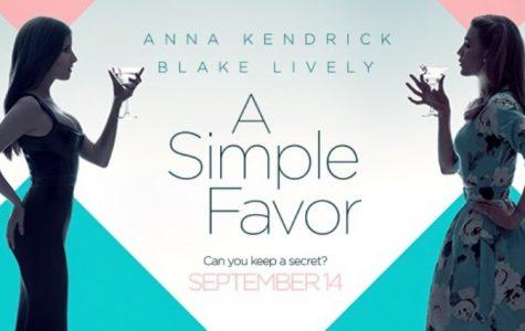 "A dark Nancy Drew meets comedic suspense in ""A Simple Favor"""
