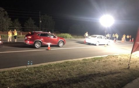 As Homecoming approaches, a student pleas for other students to not drink and drive