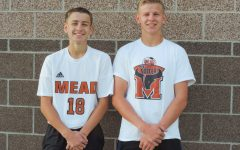 The Sears brothers take on Mead's Varsity Soccer