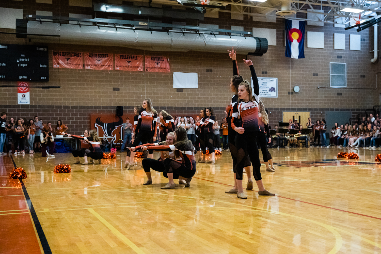 The+Dance+Team+followed+Cheer+with+an+equally+impressive+routine.