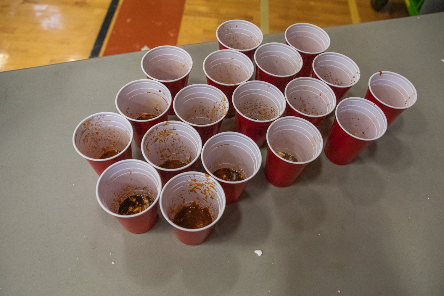 The+second+game%2C+one+where+the+royalty+had+to+drink+out+of+these+cups+filled+with+a+mystery+drink%2C+was+cancelled+due+to+health+concerns.+