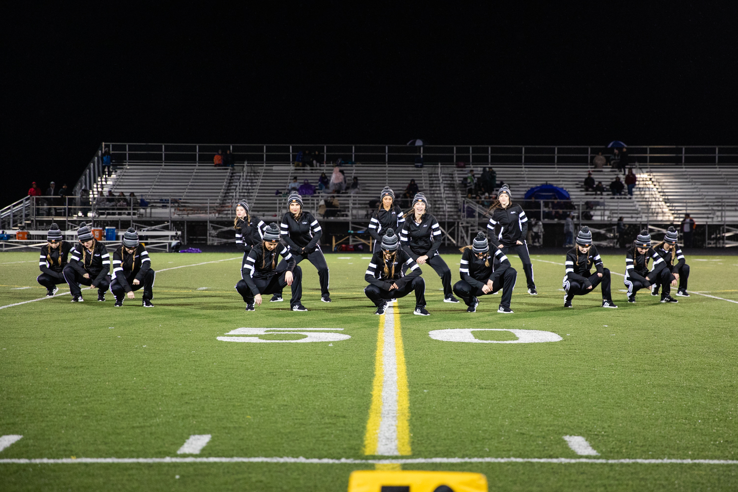 The+dance+team+learns+a+new+routine+for+every+game%2C+as+well+as+a+special+dance+specifically+for+the+Homecoming+assembly.+
