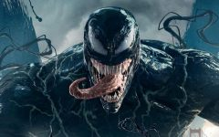 """Hardy's performance as both Eddie and Venom saved this movie from its sloppy plot and cheesy """"one-liners"""""""