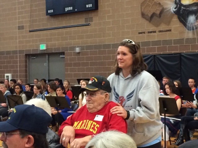 The Veteran's Day assembly is nearly upon us; here's what you need to know
