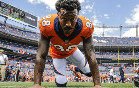 Broncos' Demaryius Thomas goes to Texas