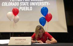 Senior Peyton Fox commits to Colorado State University Pueblo for soccer