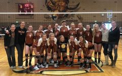 Two passionate volleyball girls make honorable mention for 4A state