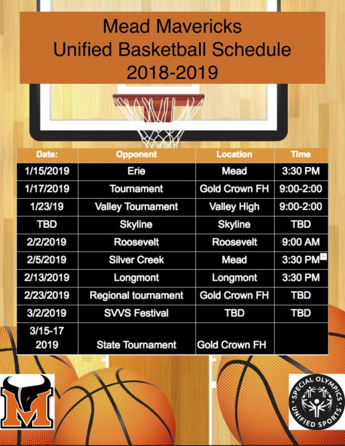 Come+cheer+on+the+Unified+team+at+their+upcoming+Basketball+games