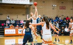 Girls Varsity Basketball suffers tough loss against Frederick