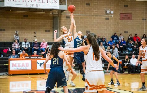 Girls Varsity Basketball suffers tough loss against Frederick