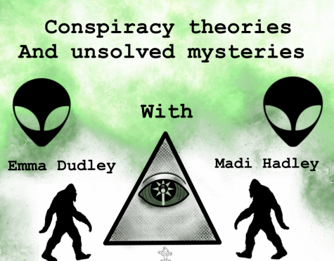 Conspiracy Theory Podcast #2 (Feat. Skyler Studholme)