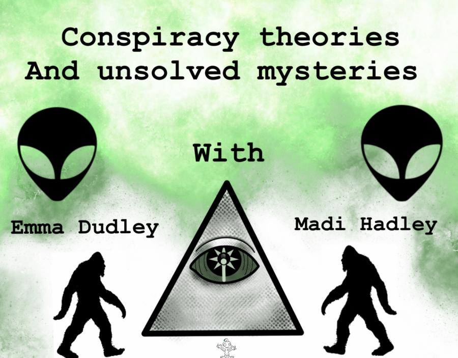 Conspiracy Theory Podcast #2 (Feat. Skyler Studholme)