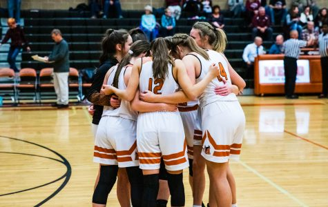 Varsity Girls Basketball falls to the Berthoud Spartans