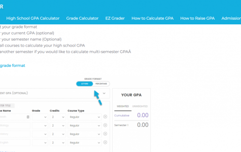 Are you wondering what your GPA is? Click here!