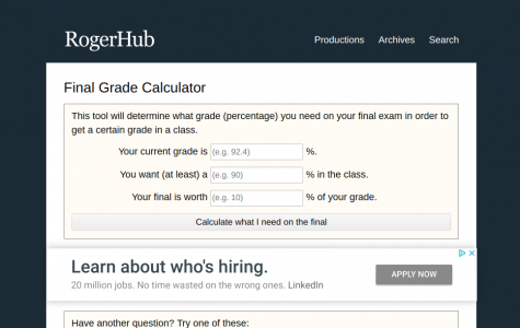 Worried about your final grades? Worry no more!