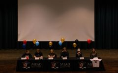 Mead High School is sending kids off to explore the next chapter of their life in college