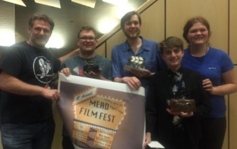 New directors showed off their talents in this year's Film Fest at Mead