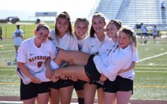 Mead Girls' Soccer team holds on to early lead win over Erie