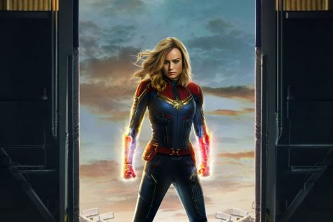 Brie Larson brings the most powerful female superhero to the big screen in Captain Marvel