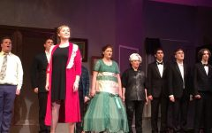 "Opening night of ""The Drowsy Chaperone"" excited the audience and cast alike"