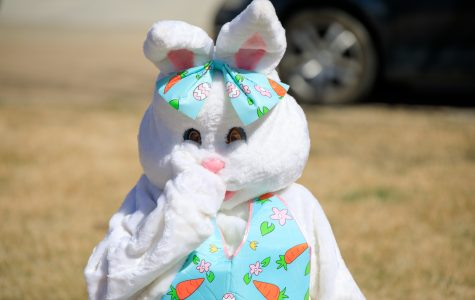 Students at Mead celebrate Easter in their own unique ways
