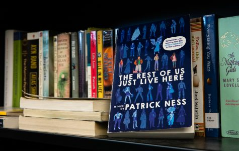 """The Rest of Us Just Live Here"" is the book for everyone who isn't the Chosen One"
