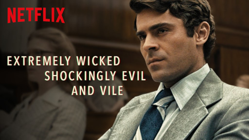 "Netflix shelves the gruesome murders of Ted Bundy, and focuses more on the life of his girlfriend and his time in court in ""Extremely Wicked, Shockingly Evil and Vile"", streaming now"