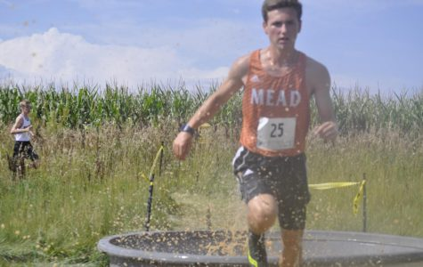 Preparation for home cross country meet isn't as easy as it may appear