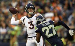 Denver Broncos: Lock, 1st team offense show promise despite Preseason loss to Seahawks