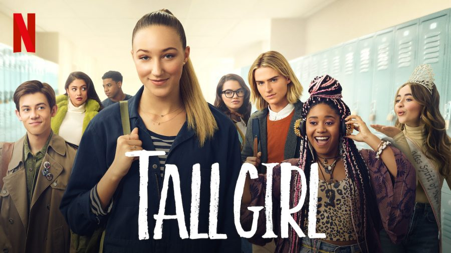 Tall+Girl%2C+released+September+13th%2C+2019+on+Netflix%2C+emphasizes+the+struggles+of+Jodie+Kreyman%27s+unusual+high+school+experience.