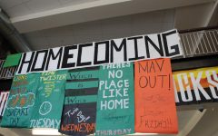 This year's Homecoming decorations are 'bricking awesome'