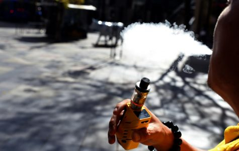 """The health risks and problems that come with vaping seem to be undermined by their """"fun"""" flavors and availability to teens and young adults"""